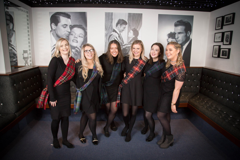 Fiona Kennedy's Nae Ordinary Burns Supper